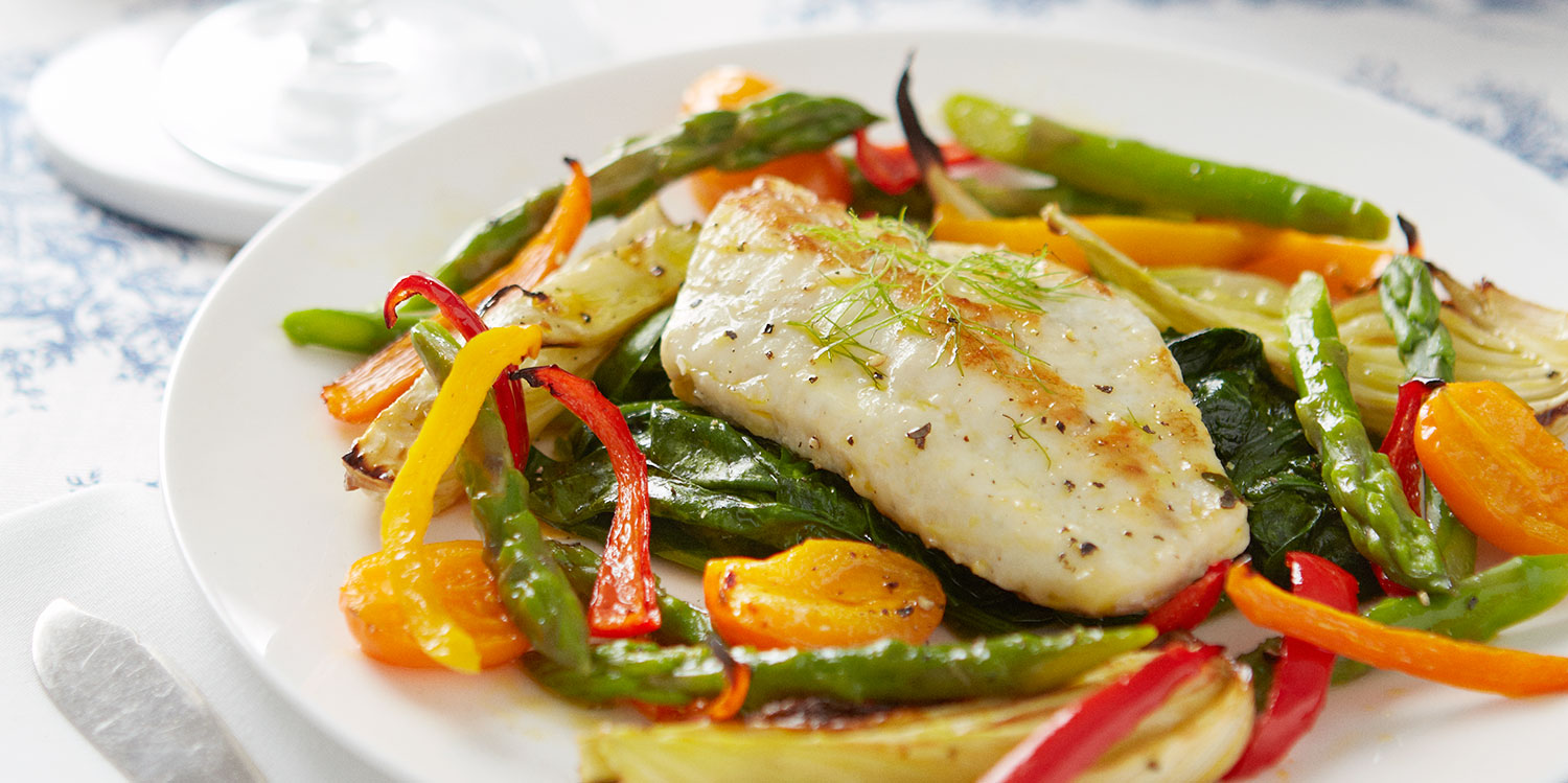 Pan Fried Turbot